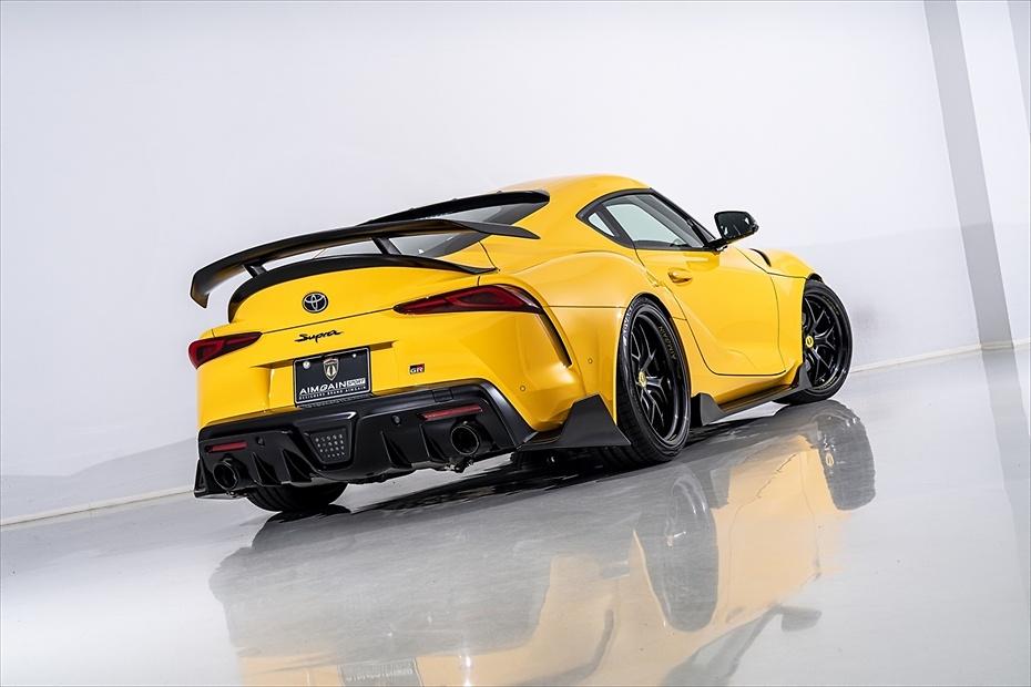 Aimgain - Aimgain Sport GR Supra Aero Parts
