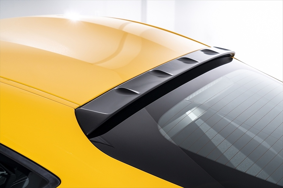 Roof Spoiler - Construction: FRP - Colour: Unpainted - AIMSP-A90-RS