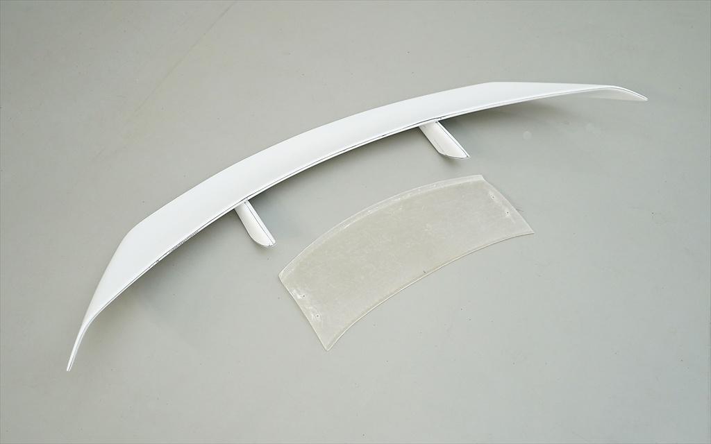 Rear Wing - Construction: FRP - Colour: Unpainted - AIMSP-A90-RWF