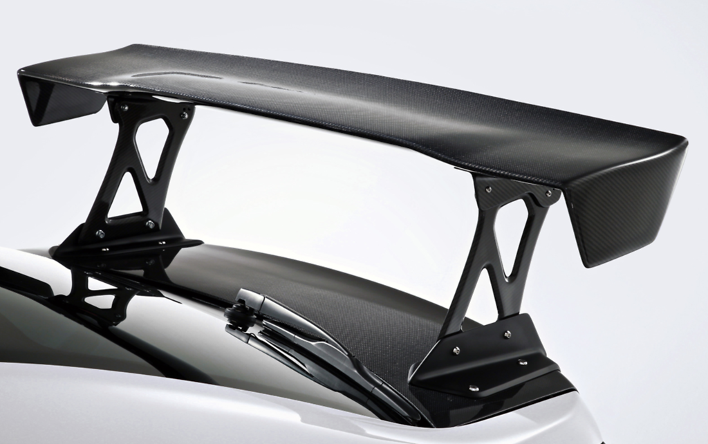 GT-Wing Euro Edition 1430mm - Construction: All Carbon - VGW03-143HB1-AC