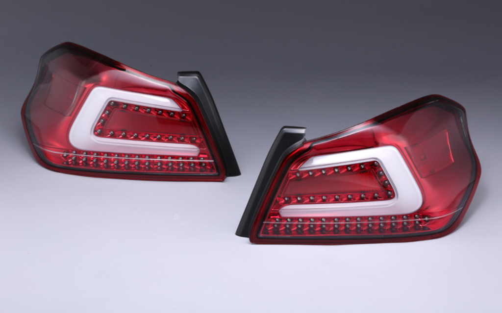 LED Tail Lamp - Colour: Red - VLSU-006