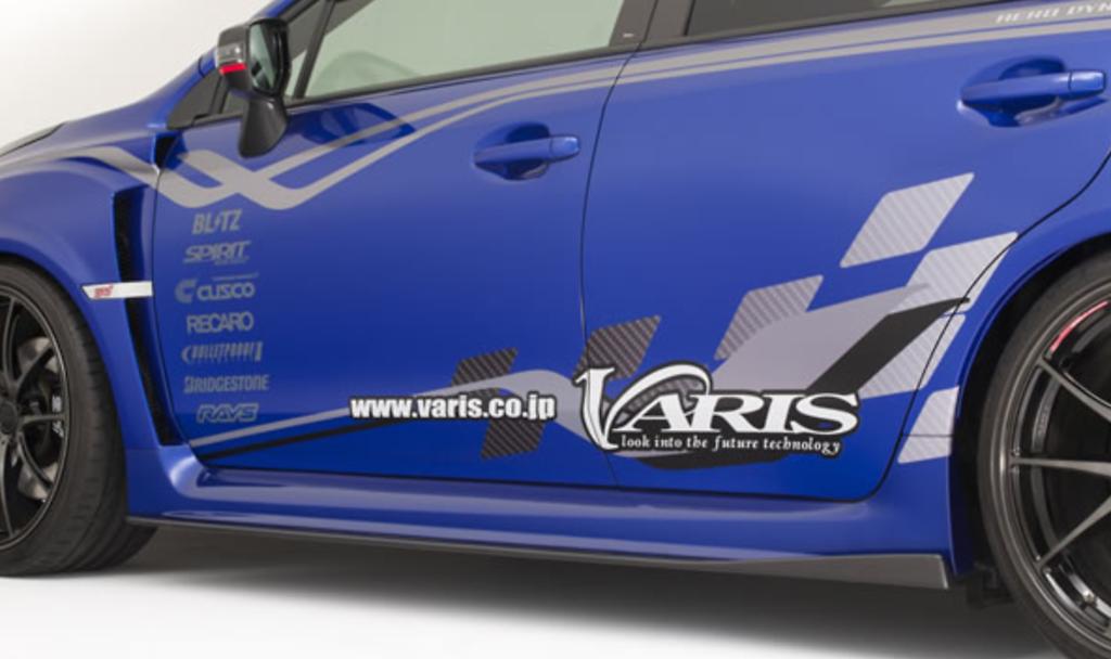 Side Under Boards - Construction: Carbon - VASU-166
