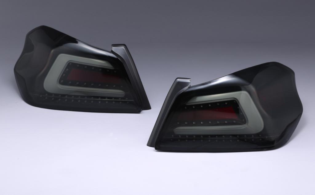 LED Tail Lamp - Colour: Smoke - VLSU-007