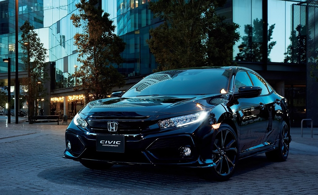 Honda - Genuine Honda Civic (FK7) Accessories