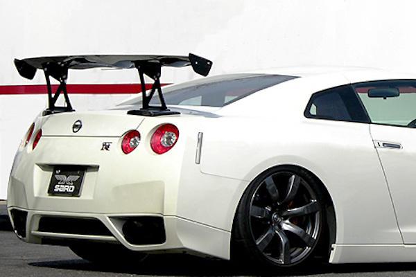 Sard - GT Wing Fuji Spec M - Vehicle Specific