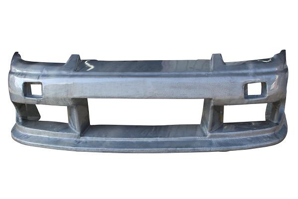 Front Bumper - Construction: FRP - Colour: Unpainted - D-231-01