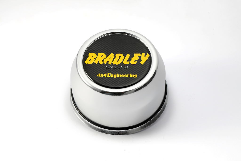 for BRADLEY V: 16×9.0J 5H-150 +53, 18×8.5J 5H-150 +50 and BRADLEY dt1 - Colour: Aluminum / Buff Finish - Height: 67mm - Hole: 5H-150 - GEN-069