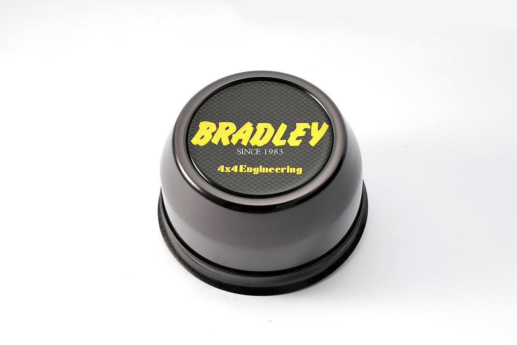 for BRADLEY V: 16×9.0J 5H-150 +53, 18×8.5J 5H-150 +50 and BRADLEY dt1 - Colour: Aluminum / Black Alumite - Height: 67mm - Hole: 5H-150 - GEN-069B