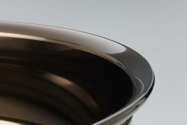 Rim: Bronze Anodized Aluminum