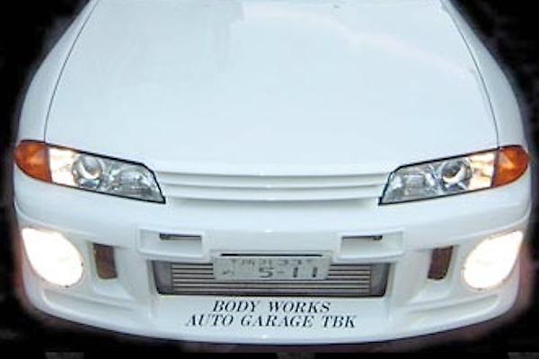 Auto Garage TBK - BNR32 Front Bumper Spoiler