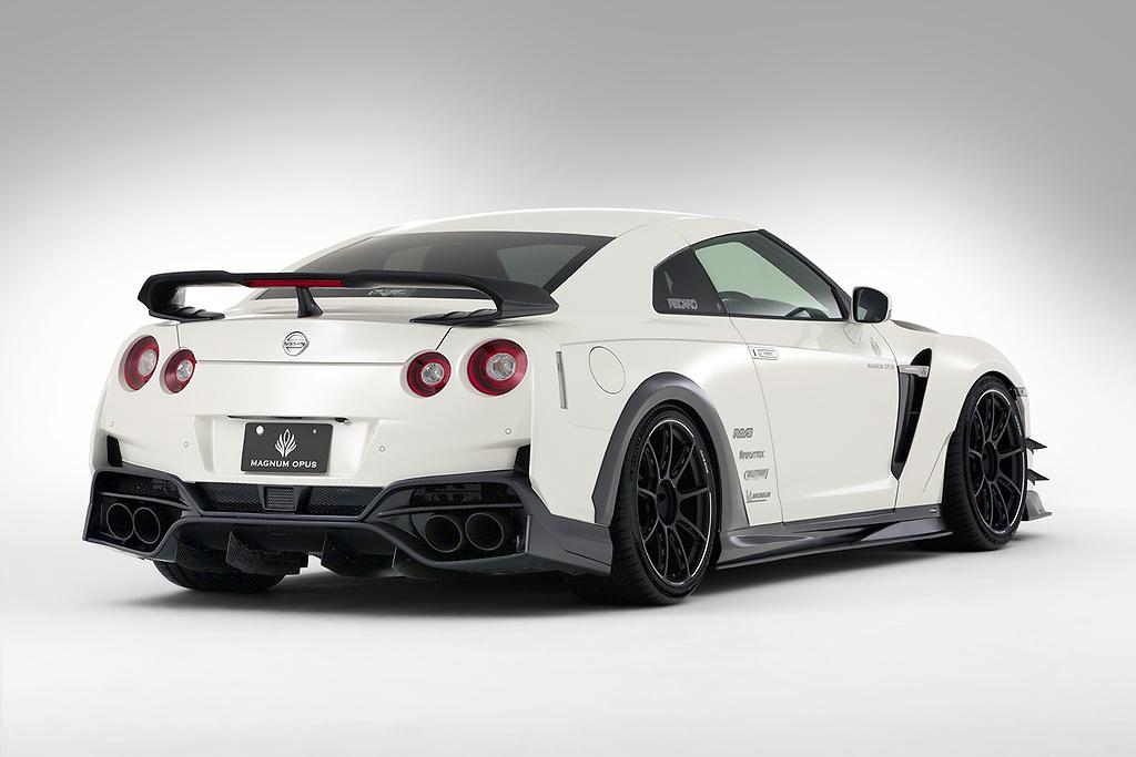 Varis - R35 GT-R 2019 Version (3K Carbon Edition)