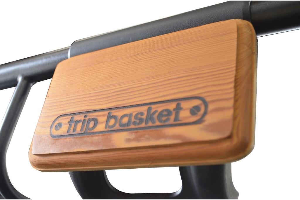 Trip Basket Roof Rack Only - DAMD-JSLB-TBRR