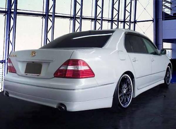 Rear Half Spoiler - Construction: ABS - Colour: Unpainted - FS-UCF3#-RHS