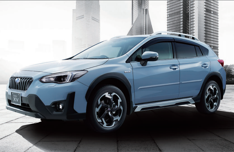 Subaru - Genuine Subaru XV Accessories