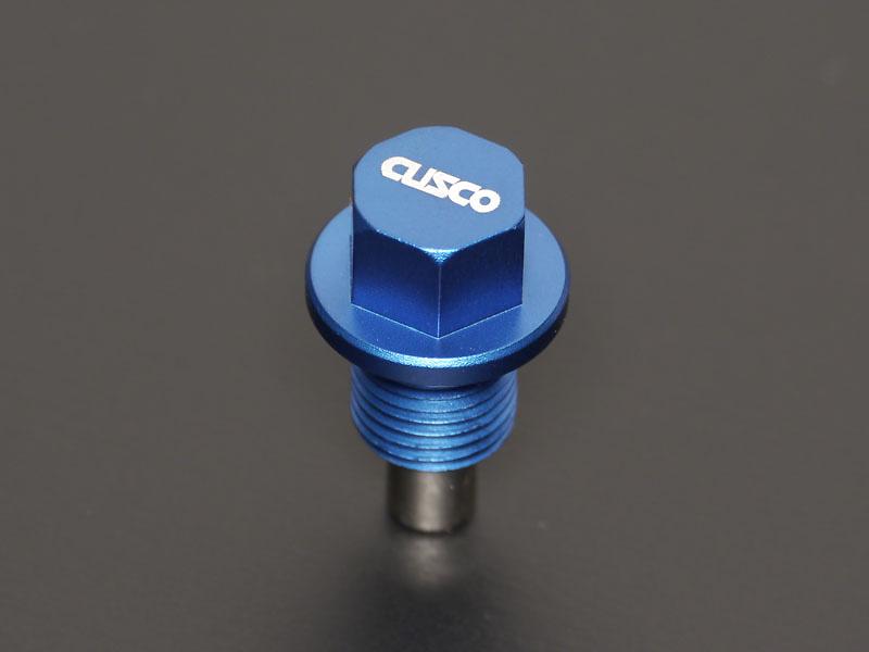Neodymium Aluminum Drain Bolt - Thread: M12 x P1.25 - 00B 001 ND01