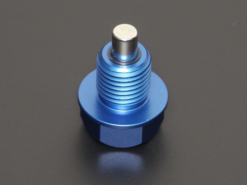 Neodymium Aluminum Drain Bolt - Thread: M14 x P1.5 - 00B 001 ND02
