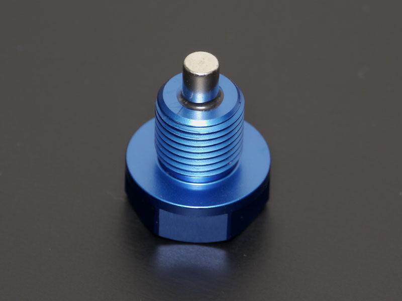 Neodymium Aluminum Drain Bolt - Thread: M16 x P1.5 - 00B 001 ND03