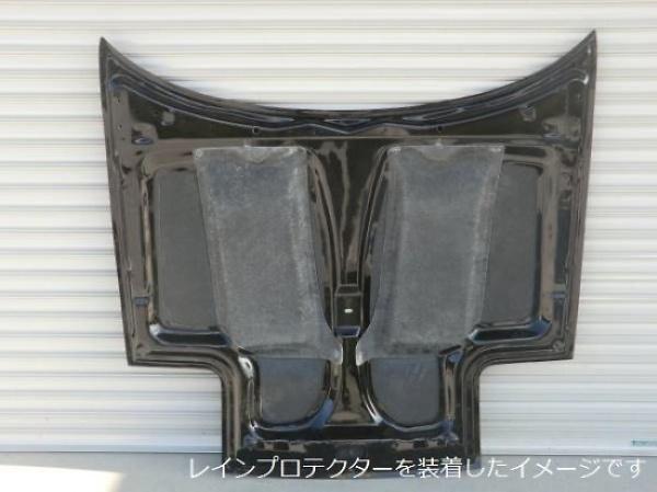Bonnet - Material: Carbon (Plain Weave) with FRP Backbone - TC-NARCB-C