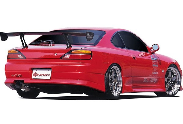 GP Sports - G-SONIC Aero Parts for S15 Silvia