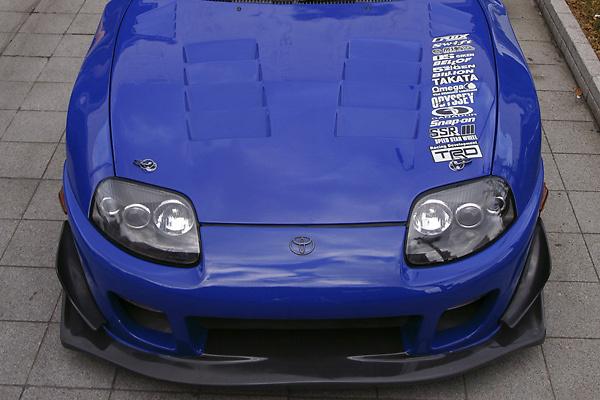 Max Racing - Toyota Supra JZA80 Aero Parts