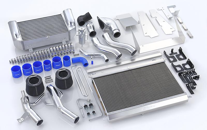 Greddy - V-Mount Layout Kit V-II