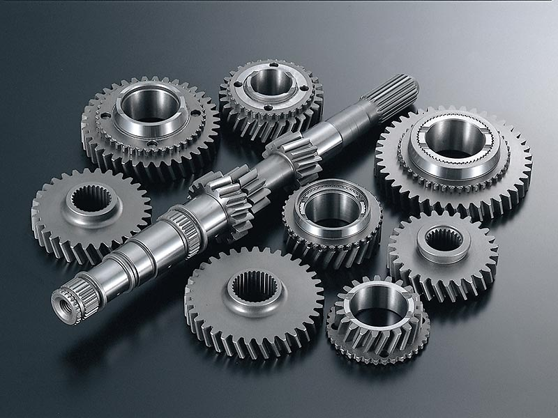 Gear Ratio: 1st: 3.231, 2nd: 2.235, 3rd: 1.667, 4th: 1.250, 5th: 0.929 - MCT2050