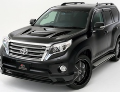 Elford  - Toyota Lancruiser Prado 150 Body Kit