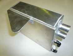 Garage Ito - Oil Catch Tank and Oil Separator