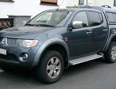 Mitsubishi - OEM Parts - Triton