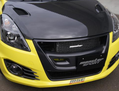 Monster Sport - Carbon Front Grill for ZC32S