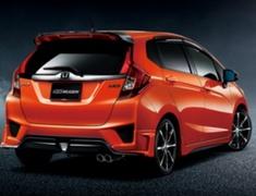 Mugen - Honda Fit Aero parts
