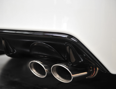 Prius - ZVW30 - Toyota - Prius - ZVW30 - Muffler Cover