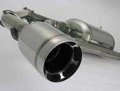 TM Square - Exhaust Muffler