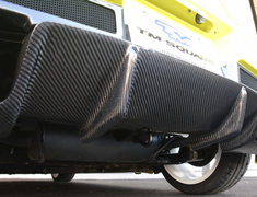 TM Square - Rear Bumper Spoiler