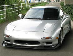 URAS - GT Lip - Mazda FD3S RX-7