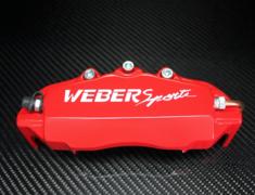 Weber Sports - Caliper Covers