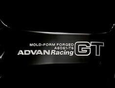 Yokohama Wheel Design - ADVAN Racing GT Black Premium Version