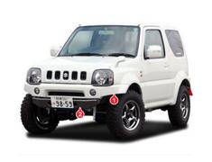 APIO - TS Exterior Kit - Jimny Sierra