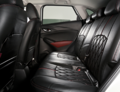 DAMD - Premium Fit Seat Covers for the Mazda CX-3
