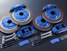 Endless - M4 & S2 Brake Kits