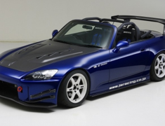 J's Racing - S2000 Total Aero System Type-S 2.0
