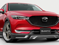 Kenstyle - Aero Parts for the Mazda CX-5