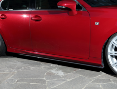 Lexon - Side Splitters for Lexus GS F-Sport
