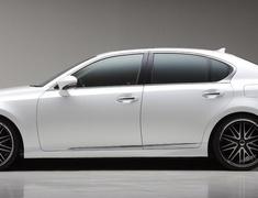 LX-Mode Lexus GS Lineup