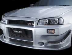 MCR - Front Bumper for R34
