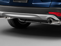 Mugen - Sports Exhaust System - CR-V