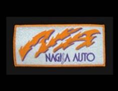 Nagisa Auto - Logo Patch