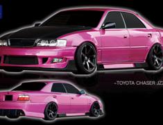 Origin - Racing Line Toyota Chaser