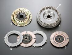 OS Giken - Overhaul Kit - TS Series Clutch