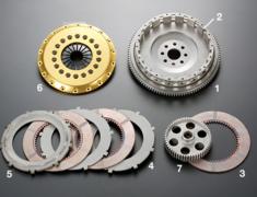 OS Giken - Repair Parts - R Series Clutch